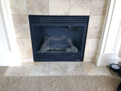 Q Replacing A Gas Fireplace With Real Wood Buringing One Diy Fireplaces Mantels