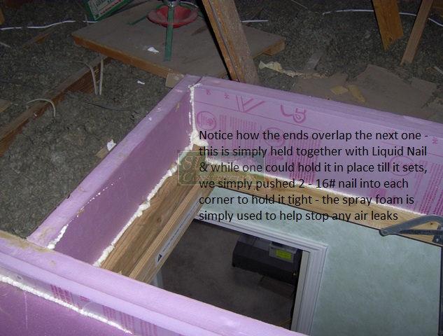 A diy attic hatch option hometalk a diy attic hatch option home maintenance repairs how to it really isn solutioingenieria Images