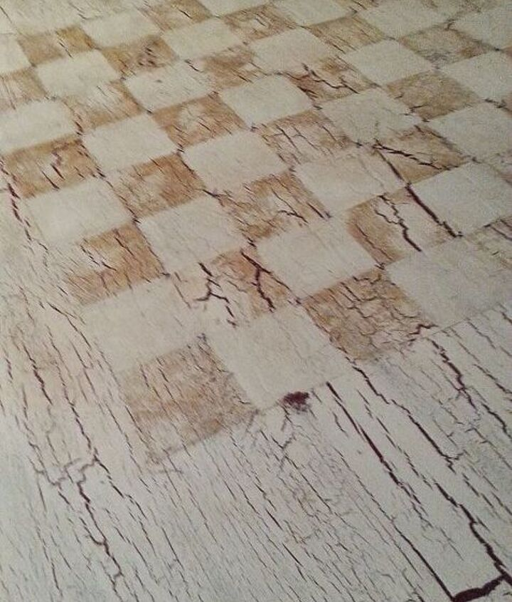 SK Sartell and an old Oak Tiled Table Adventure