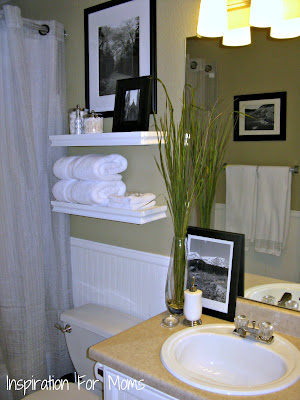 small bathroom color ideas wall my small bathroom remodel hometalk