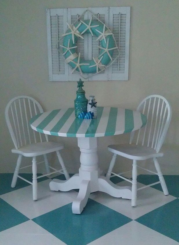 my new and easy to do coastal kitchen, flooring, home decor, kitchen cabinets, kitchen design, kitchen island, painting