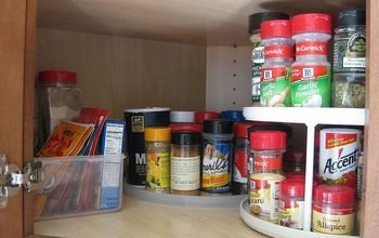 Organizing and Storing Spices