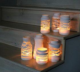 Outdoor lighting ideas diy Porch Httpwwwtheforgestyleblogspotcom Hometalk Diy Outdoor Lighting Ideas Hometalk