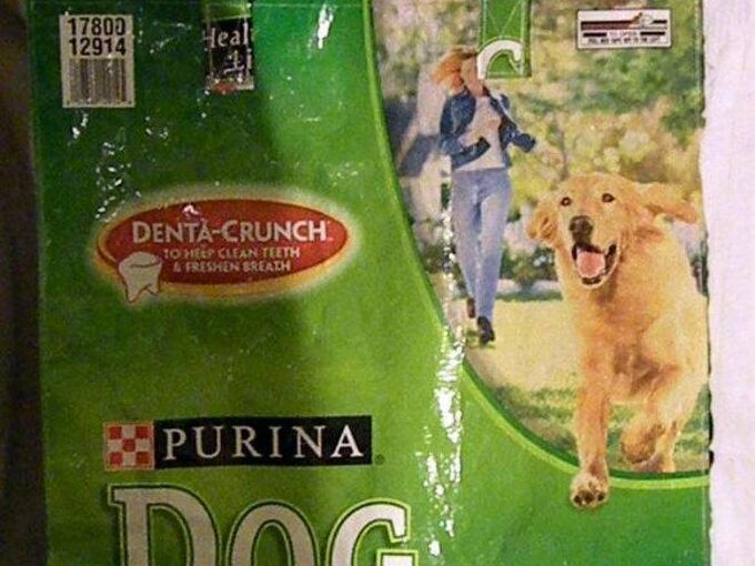 recycled pet food bags, repurposing upcycling