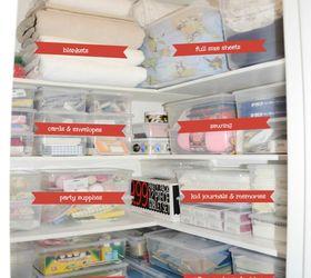 Attrayant How To Organize A Hall Closet, Closet, Foyer, Organizing