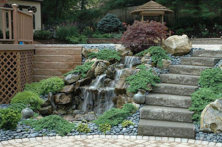 Turn A Boring Retaining Wall Into An