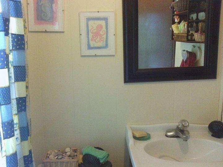 Toilet in