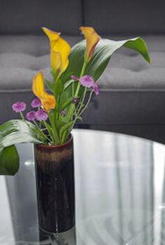 flower arranging tips, flowers, gardening