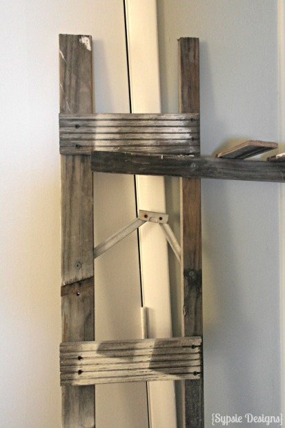 Two Upcycled Projects From One Old Ladder Hometalk