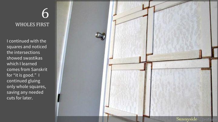 dressing up an interior door, doors, painting, repurposing upcycling