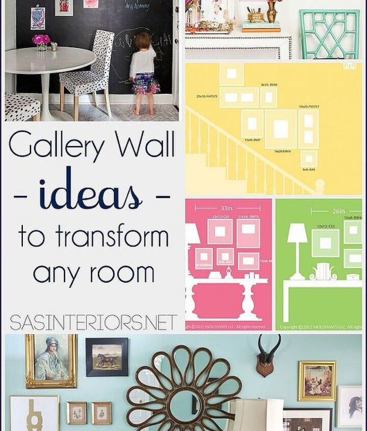 Gallery Wall IDEAS to Transform Any Room!