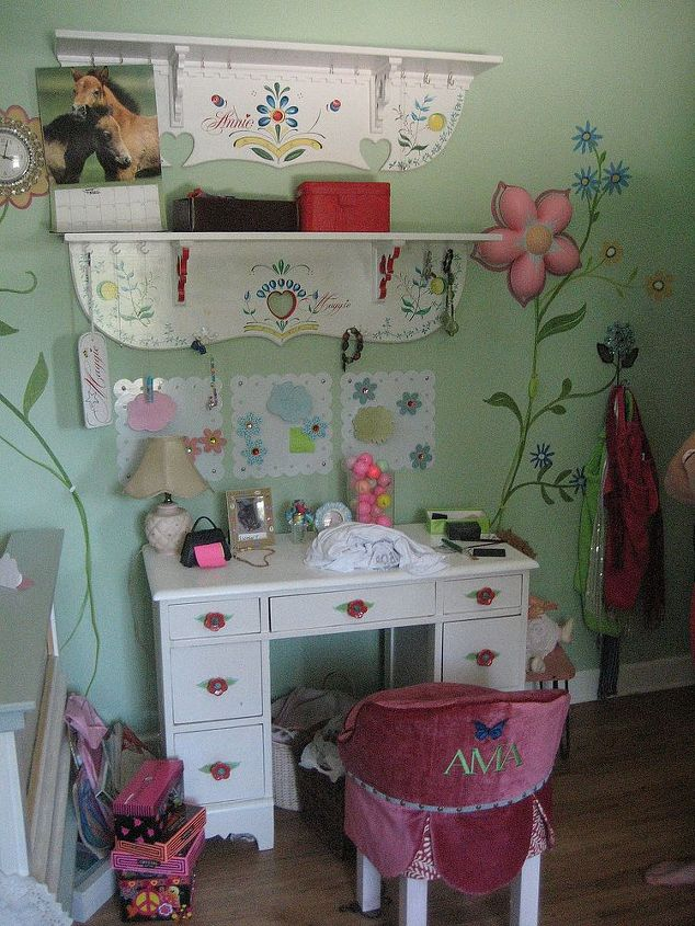 girls bedroom, bedroom ideas, home decor, janisselarsson com