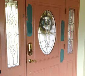 unique front door colors with chalk paint chalk paint doors painting & Unique Front Door Colors With Chalk Paint | Hometalk pezcame.com