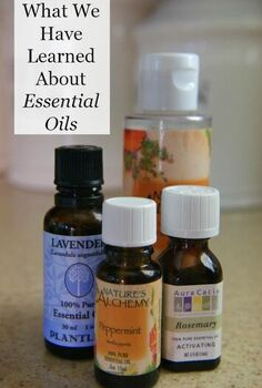 essential oils the basics, cleaning tips