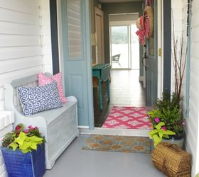 Lake Cottage Style Summer House Tour, Bedroom Ideas, Decks, Dining Room  Ideas,
