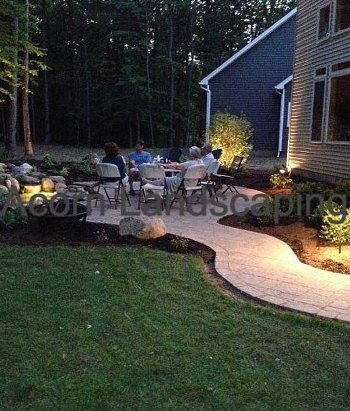 Landscape Lighting by Acorn of Rochester NY