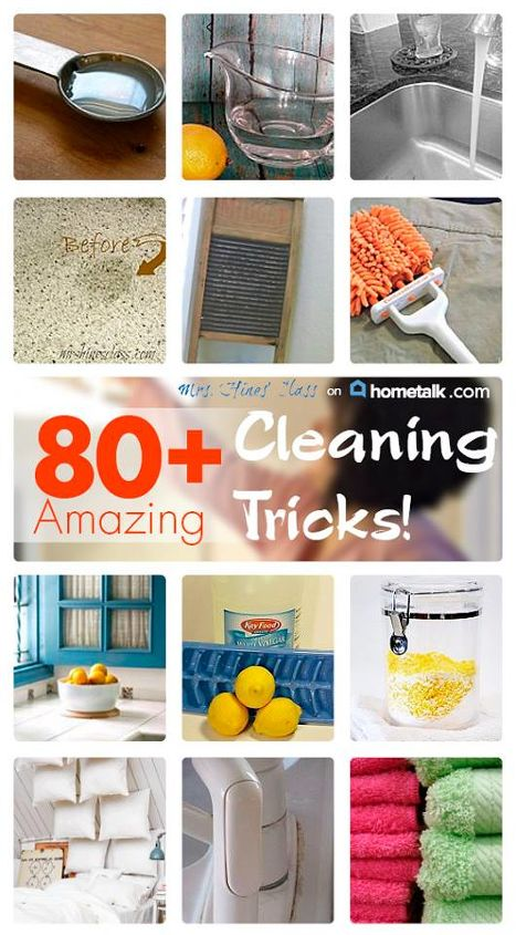 80 Amazing Cleaning Tips And Tricks Hometalk