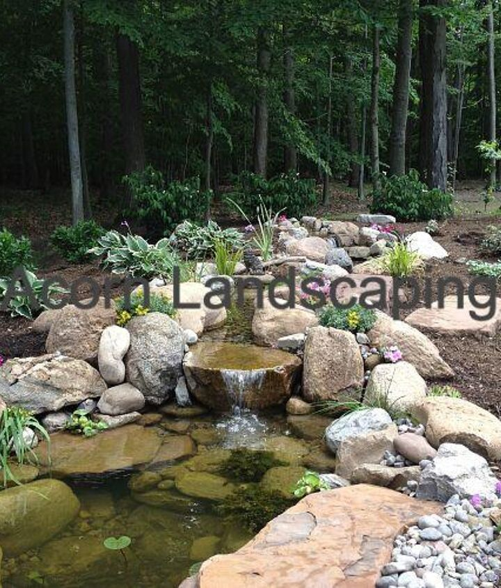 Landscape Design by Acorn of Rochester NY