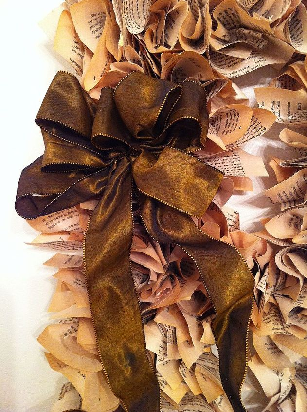 my weekend project, crafts, repurposing upcycling, wreaths
