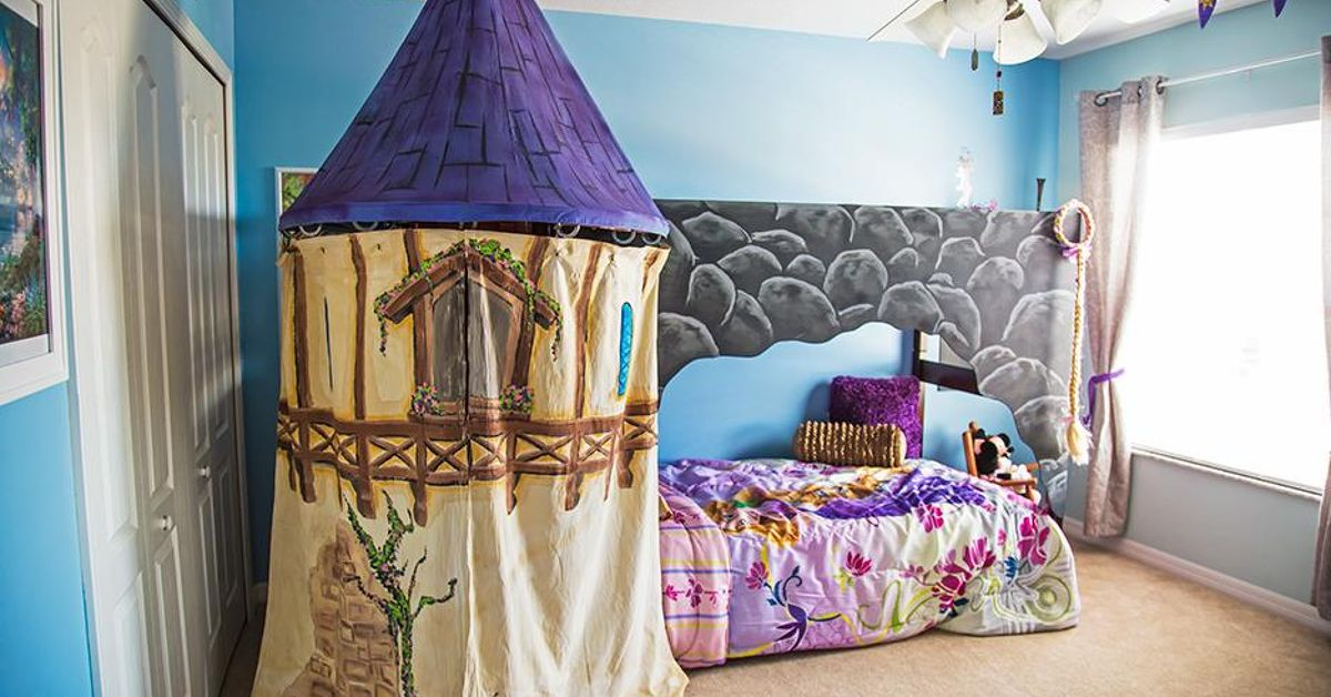 . Makeover To A Princess Room   Hometalk