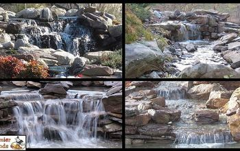 Waterfalls - Premier Ponds (DC, Maryland, and Virginia)