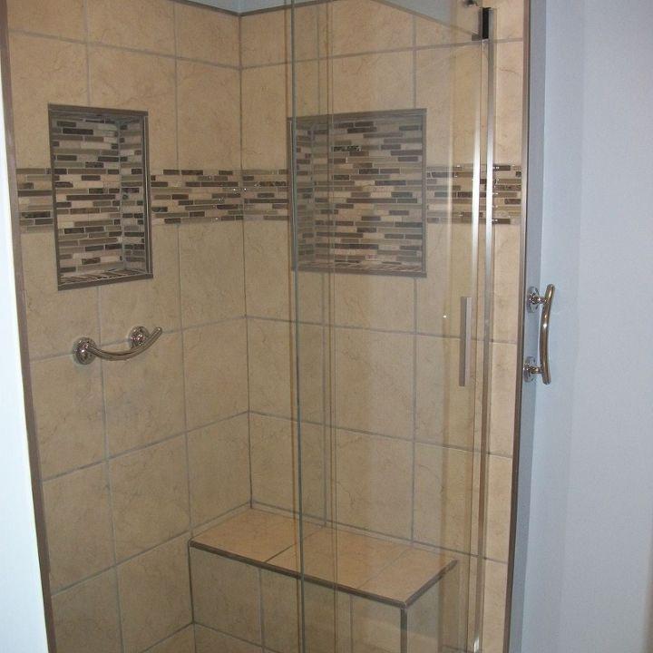 walk in showers, bathroom ideas, home decor, tiling