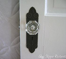 Here S A Chemical Free Way To Restore Your Vintage Door Hardware, Doors,  Door Hardware