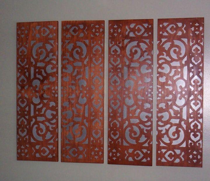 diy wall art, home decor, painting, Kitchen Wall Art DIY