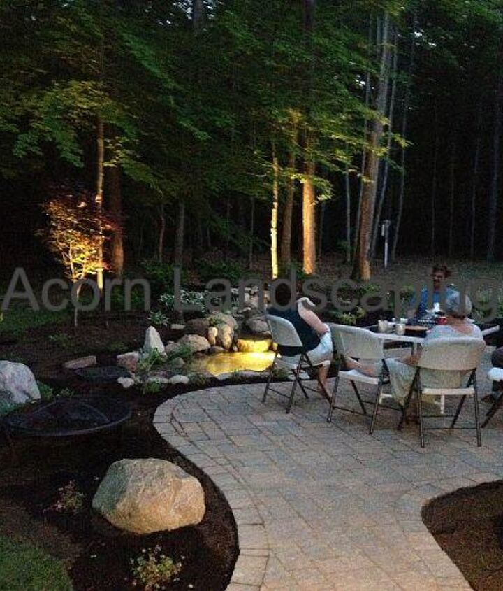 Outdoor Lighting by Acorn of Rochester NY