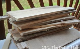 diy christmas pallet and giveaway, christmas decorations, pallet, repurposing upcycling, seasonal holiday decor, I deconstructed a pallet using a reciprocating saw and proper protection