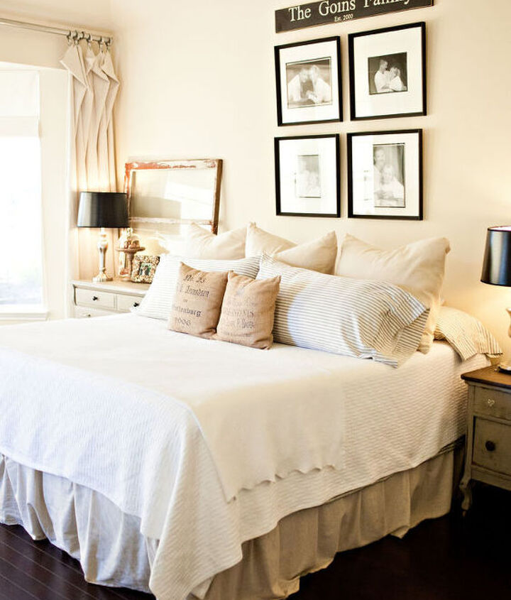 our master bedroom, chalk paint, home decor
