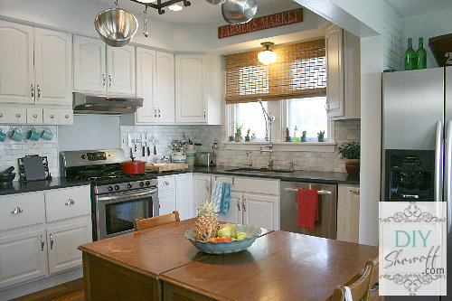 farmhouse kitchen updates, home decor, kitchen backsplash, kitchen design, kitchen island
