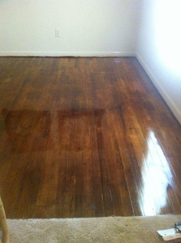 Refinishing 60 Year Old Hardwood Floors Hometalk