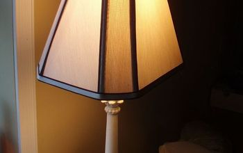 candlestick lamp restored to elegance, lighting, repurposing upcycling, For less than 20 I got the lamp that I wanted