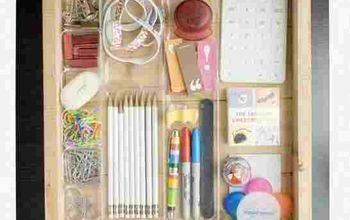 Beating Your Junk Drawer .. in 4 Steps