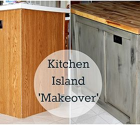Diy Kitchen Island Makeover With Plywood And Lumber, Diy, Kitchen Design, Kitchen  Island