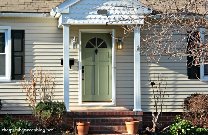 create instant curb appeal with a fresh front door look, curb appeal, doors, painting