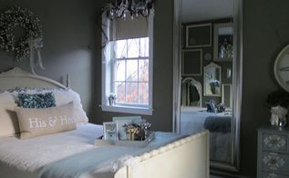 guest bedroom makeover, bedroom ideas, home decor