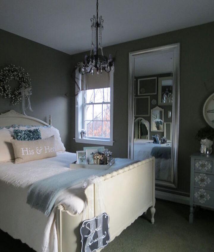 guest bedroom makeover, bedroom ideas, home decor