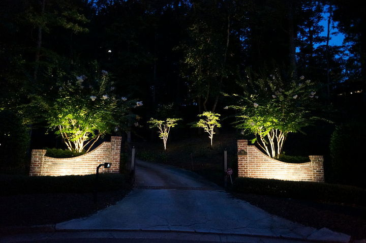 Entrance Lighting