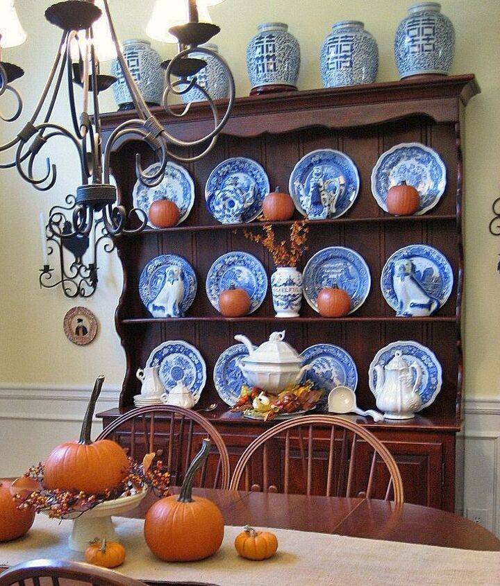 My hutch for fall