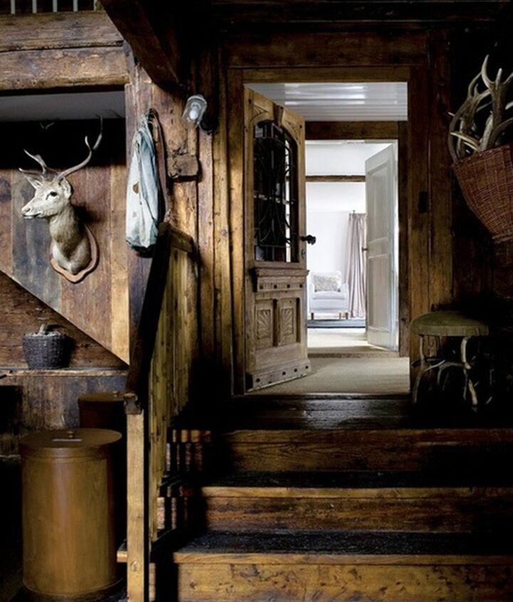 rustic look, home decor