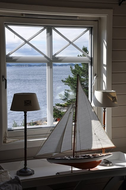 nautical passion, home decor