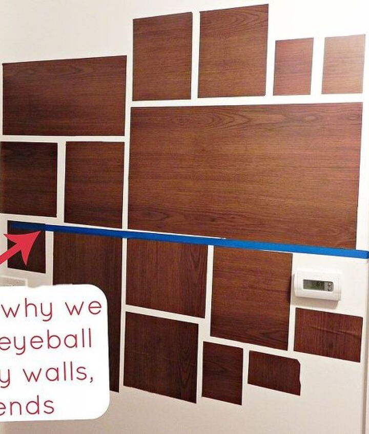 You can rearrange as often as you would like, but you will eventually need to check for level.  http://www.madincrafts.com/2013/01/easy-trick-for-hanging-large-photo.html
