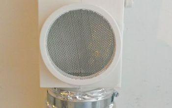 Keep Dryer Heat Inside