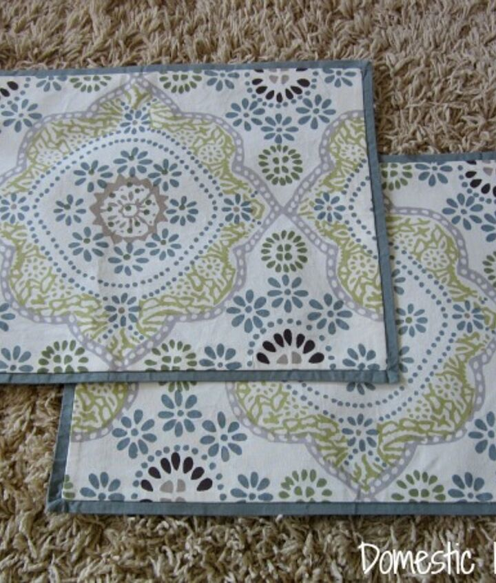 Clearance placemats from World Market (must be lined)