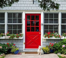 How To Add Instant Curb Appeal Stunning Front Door Ideas, Curb Appeal, Doors ,