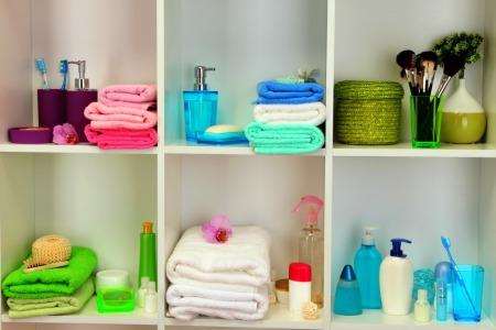 get crafty in the bathroom simple storage solutions, bathroom ideas, storage ideas