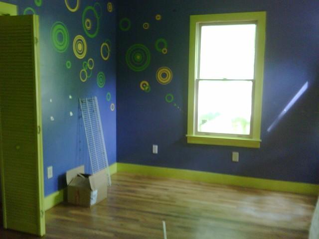 Kids/Guest Bedroom Before