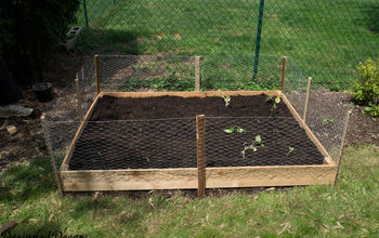 The Easy Way to Build a Raised Garden Bed